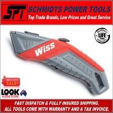 Wiss Utility Knife Auto Retracting Safety Slide WKAR2