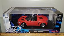 1/18 MAISTO SPECIAL EDITION OPEL SPEEDSTER ORANGE with BLACK INTERIOR gd