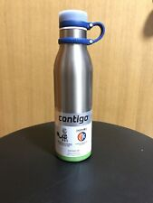 CONTIGO STAINLESS STEEL THERMALOCK WATER BOTTLE VACUUM INSULATED 20 Oz