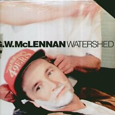 "G.W. McLENNAN "" WATERSHED "" LP  SIGILLATO STAMPA ITALIANA RICORDI"