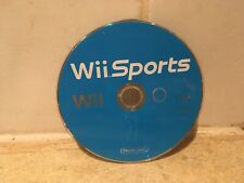 Wii Sports for Nintendo Wii Game Disc Only - Bowling Boxing Golf Tennis Baseball