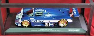 #61 SAUBER MERCEDES C9–KOUROS Racing Le Mans 1987 1/18 Limited Edition 1 of 504