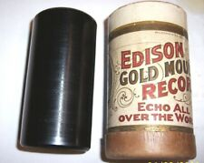 "EDISON 2m CYLINDER PHONOGRAPH RECORD #9926 , "" TAKE ME OUT TO THE BALL GAME """