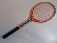 Wooden Tennis Rackets Vintage Racquets Wood Wilson Set Point Jr.