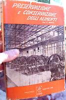 1953 PRESERVAZIONE E CONSERVAZIONE DEGLI ALIMENTI DI G.BUOGO UNIVERSITA' DI BARI
