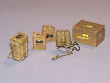 PLUSMODEL.375 Set lanciafiamme americano M2-2 scala 1/35