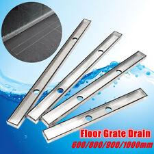 600-1000MM Stainless Steel Tile Insert Bathroom Shower Grate Drain Floor