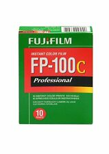 Fujifilm Fuji FP-100C Instant Color Film 10 Exposures EXP' 2019''