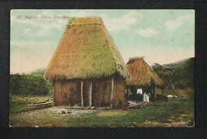 PANAMÁ 20-PANAMÁ -Native Huts