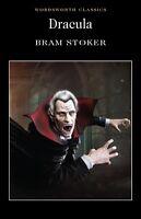 Dracula Bram Stoker Wordsworth Classics Paperback Book New Free UK Postage