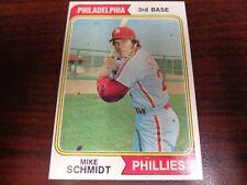 1974 Topps Mike Schmidt #283 REPRINT Baseball Card-PHILLIES