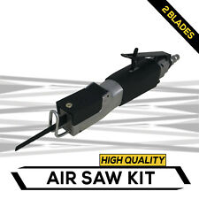 High Speed Air Body Saw Reciprocating Cutting Off Pneumatic Tools 2 Blades