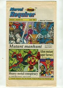 Marvel Requirer 1991 No 16 Cable