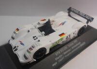 Onyx 1/43 Scale - XGT006 BMW V12 MARTINI/DALMAS/WINKELHOCK SEBRING 1999
