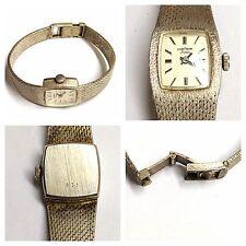 Armbanduhr 835er Silber Pallas Stowa alte Uhr Silberarmbanduhr Handaufzug