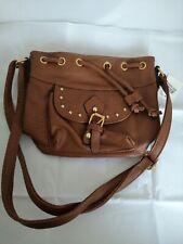 Brown Shoulder Bag,brand new