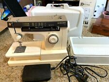 New ListingVintage Singer 7110 Sewing Machine with foot pedal and case