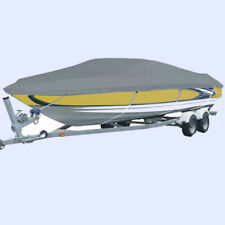 17 18 19 ft Trailerable Fishing Ski Bass Boat Cover Waterproof PBT2Q