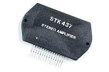 Stk437 Power Amplifier ibrido-IC Power Amplifier/ibrido-AMPLIFICATORE NOS/UNUSED!