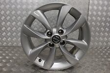 "Jante alu - Opel Astra H 6.5J x 16"" IS40 - 4 trous - 0P072 Alloy rim"