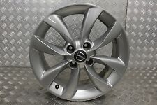 "Jante alu - Opel Astra H 6.5J x 16"" IS40 - 4 trous - 0P072 Alloy rim"