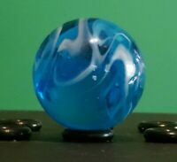 "Shooter Marble 1.375"" Stingray Mega / Vacor Mammoth Marble 1&3/8"" Glass Orb"