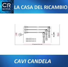 KIT CAVI CANDELA HONDA Civic III,IV,ROVER 216,416 1,4 1,6 dal 87