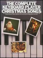 The Complete Keyboard Player Christmas Songs Sheet Music Book
