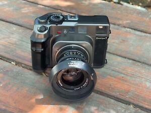 Mamiya 7 Medium Format Rangefinder Camera - with 65mm lens excellent condition