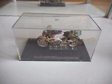 Altaya / Ixo Honda nSR250 Luca Cadalora 1991 in Blue/White on 1:24 in Box