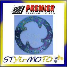 SD007 DISCO FRENO PREMIER HONDA SH 150 (CARB/REAR DRUM MODEL) 2001
