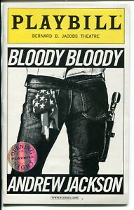 Bloody Bloody Andrew Jackson - Opening Night