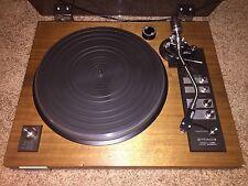 Pioneer PL-71 Turntable Vinyl Audiophile Beautiful Condition Ortofon 2M & AT-71E
