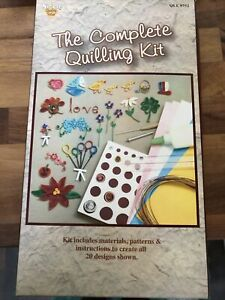 The Nicole Complete Quilling Kit
