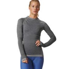 Abbigliamento sportivo da donna adidas manica lunga taglia XL