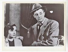 """Robert Mitchum / Jane Greer (Pressefoto '49) in """"Die rote Schlinge"""""""
