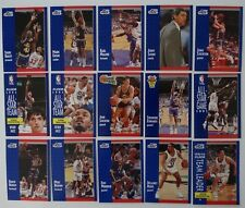 1991-92 Fleer Utah Jazz Team Set Of 15 Basketball Cards Missing 3 Cards