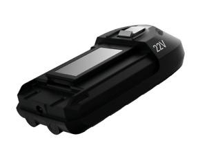 Rowenta Batteria al litio originale per scopa flessibile X-Force 22V ZR009700 .