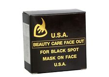 K.BROTHERS USA BEAUTY CARE FACE OUT for Dark Black Spots Whitening Soap 50 g