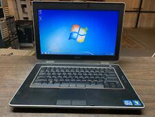 """Dell Latitude E6420 14.1"""" Laptop - Intel Core i5, 320GB HDD, 4GB RAM, Windows 7"""