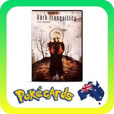 Dark Tranquillity - Live Damage (DVD, 2003) - FREE POSTAGE!