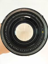 Kodak 178mm f2.5 Aero Ektar Vintage Brass Lens Cell Taylor Hobson Cooke