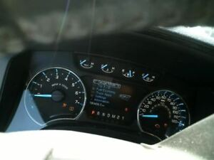 Speedometer Cluster MPH XLT Fits 12 FORD F150 PICKUP 3572468