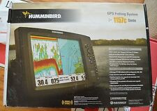 Humminbird 1157c Combo External GPS Fishfinder 407150-1 - NEW!