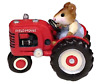 Wee Forest Folk M-133 Field Mouse - Red (RETIRED)*