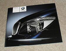 BMW 7 Series Price & Specification Brochure 730I 730D 740I 750I 760I Sport 2007