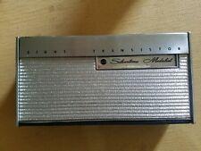 Vintage SEARS Silvertone Medalist 8 Transistor Radio 1960's