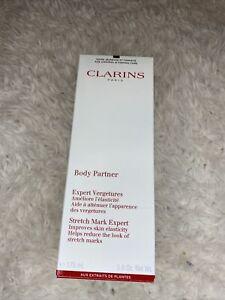 Clarins Body Partner Stretch Mark Expert 5.8 oz / 175 ml new & sealed *FREE SHIP