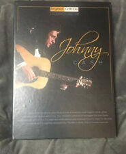 Johnny Cash Deluxe Songbook Collection 4 CD Box Set 24 Page Retrospective Photos