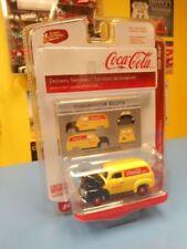 Véhicules miniatures Johnny Lightning coca-cola